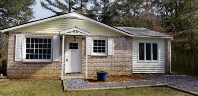 Johns Island Single Family Home For Sale: 3527 Dunmovin Drive