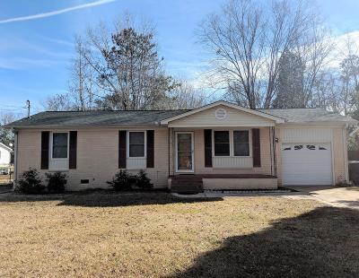 Moncks Corner Single Family Home For Sale: 409 Berkeley Drive
