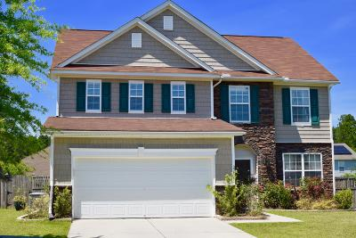 Moncks Corner Single Family Home For Sale: 330 Albrighton Way