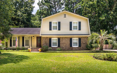 Hanahan Single Family Home For Sale: 21 Lombardi Lane