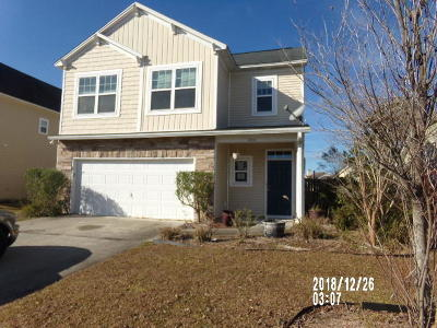 North Charleston Single Family Home For Sale: 8261 Little Sydneys Way
