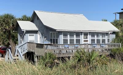 Edisto Island Single Family Home For Sale: 1106 Palmetto Boulevard