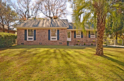 North Charleston Single Family Home Contingent: 7651 Hillandale Road