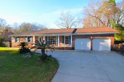 North Charleston Single Family Home For Sale: 4772 Lambs Road