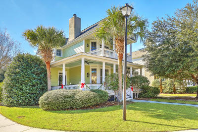 Johns Island Single Family Home Contingent: 3348 Porchview Place