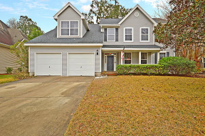 North Charleston Single Family Home For Sale: 8514 Kennestone Lane