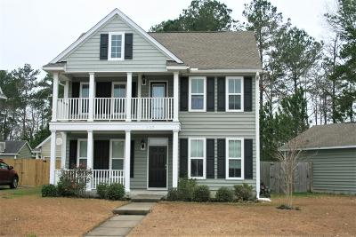 Goose Creek Single Family Home Contingent: 137 Old Jackson Road