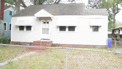 Single Family Home For Sale: 2144 Edisto Ave