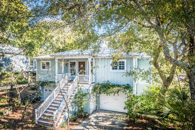 Berkeley County, Charleston County, Dorchester County, Colleton Single Family Home For Sale: 16 Sandcrab Court