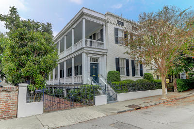 Single Family Home Contingent: 44 Hasell Street