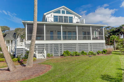 Isle Of Palms Single Family Home For Sale: 8 48th Avenue
