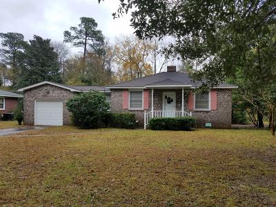 Summerville Single Family Home Contingent: 709 N Magnolia Street