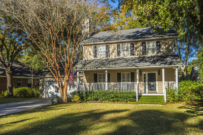 Single Family Home Contingent: 295 Mt Royall Drive