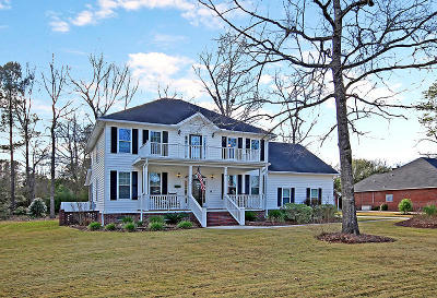 Summerville Single Family Home For Sale: 571 Barfield Drive