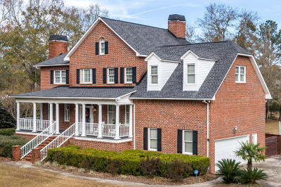 Single Family Home Contingent: 3884 Oakley Drive