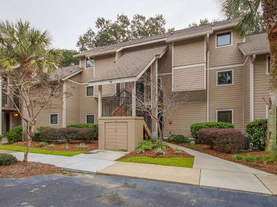 Seabrook Island Attached For Sale: 176 High Hammock Drive
