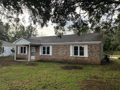 Walterboro Single Family Home Contingent: 113 Dorsey Street