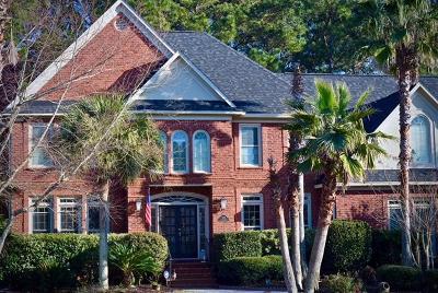 Brickyard Plantation Single Family Home For Sale: 1355 Old Brickyard Road