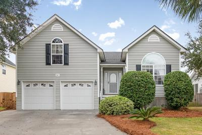 Single Family Home Contingent: 967 Clearspring Drive