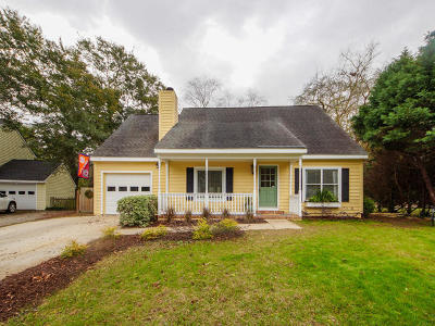 Mount Pleasant Single Family Home For Sale: 1307 Shire Road