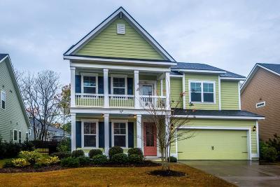 Mount Pleasant Single Family Home Contingent: 2592 Larch Lane