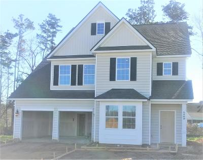 Summerville Single Family Home For Sale: 1042 Mossy Rock Drive