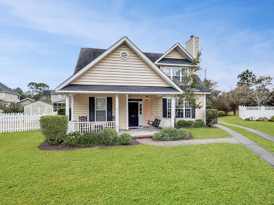 Single Family Home Contingent: 1409 Crooked Pine Drive
