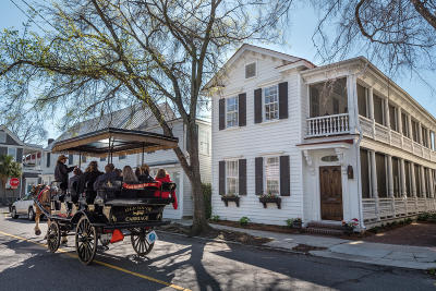 Charleston Single Family Home For Sale: 165 Tradd Street