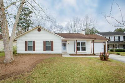 North Charleston Single Family Home Contingent: 8150 Halifax Way