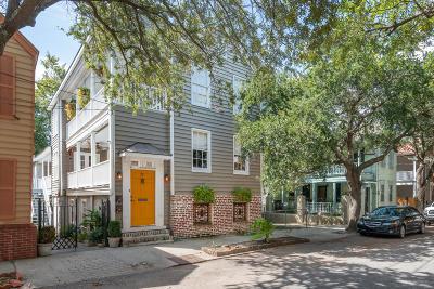 Single Family Home For Sale: 87 America Street #A,  B,