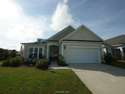 Summerville Single Family Home For Sale: 418 Waterlily Way