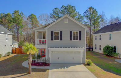 Moncks Corner Single Family Home For Sale: 268 Killarney Trail