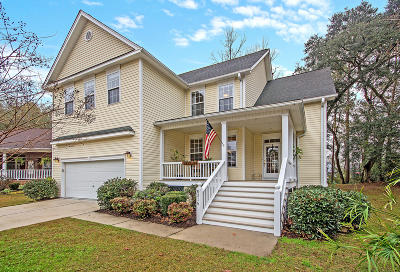North Charleston Single Family Home Contingent: 8316 Sinkler Court