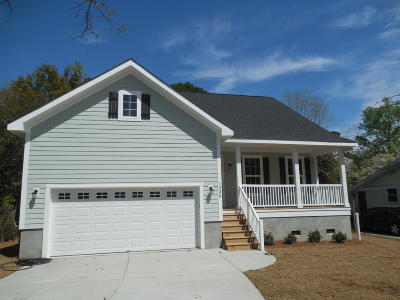 North Charleston Single Family Home For Sale: 1230 Maxwell Street