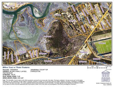 Wadmalaw Island Residential Lots & Land For Sale: Allandale Plantation Road
