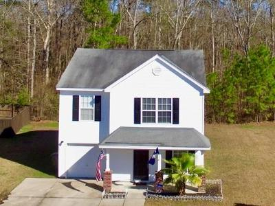 Goose Creek Single Family Home Contingent: 104 Cayman Place