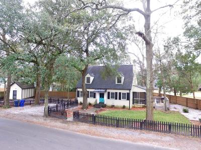 Single Family Home For Sale: 1 Live Oak Avenue