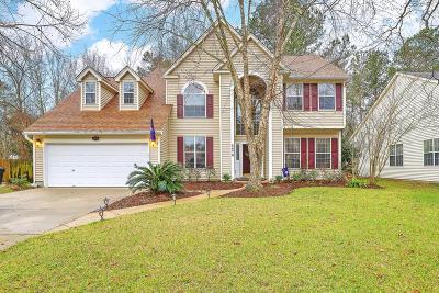 North Charleston Single Family Home Contingent: 8679 Spring Chapel Lane