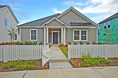 Mount Pleasant Single Family Home Contingent: 3929 Bessemer Road