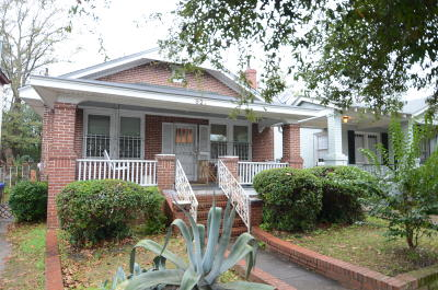 Single Family Home For Sale: 829 Rutledge Avenue