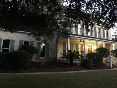 Mount Pleasant Single Family Home Contingent: 1500 Whitsun Court