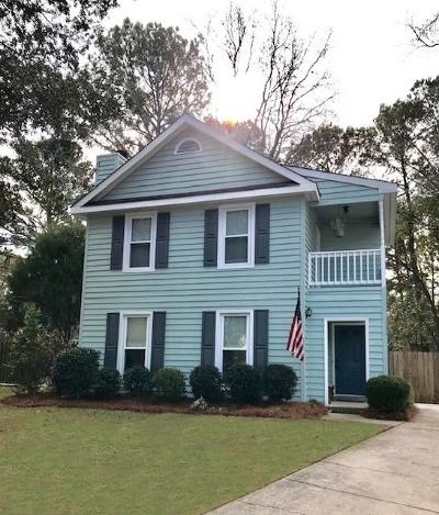 Mount Pleasant Single Family Home For Sale: 2015 Bonnywood Court