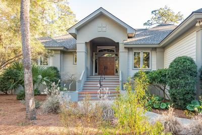Seabrook Island Single Family Home For Sale: 2445 Cat Tail Pond