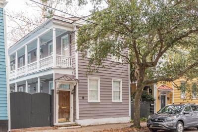 Single Family Home For Sale: 201 Rutledge Avenue