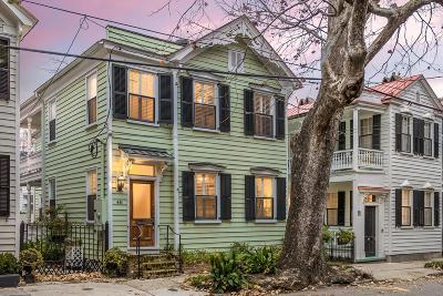 Charleston Single Family Home For Sale: 48 Warren Street