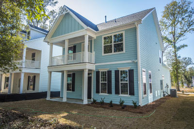 Charleston Single Family Home Contingent: 3120 Riverine