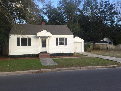 North Charleston Single Family Home For Sale: 4804 Mixson Avenue