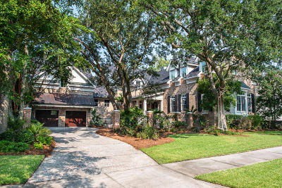 Charleston Single Family Home For Sale: 15 Watroo Point