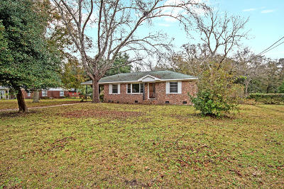 Single Family Home For Sale: 1328 Jeffords Street