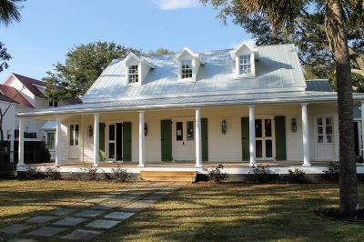 Sullivans Island Single Family Home Contingent: 2014 Middle Street